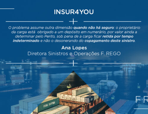 Insur4You – O sinistro do Canal do Suez e a relevância do Seguro de Transporte
